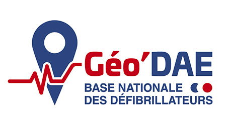 Logo de la base nationale GéoDAE